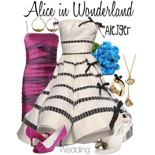Alice's wedding! ahhh beautiful