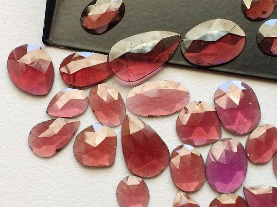 Garnet  Garnet Loose Gemstones Faceted Garnet by gemsforjewels