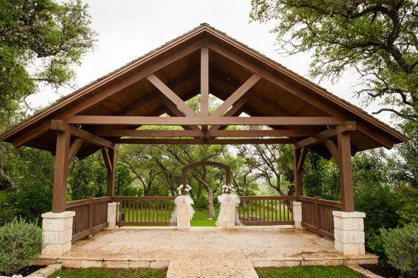 Outdoor Ceremony site inspiration