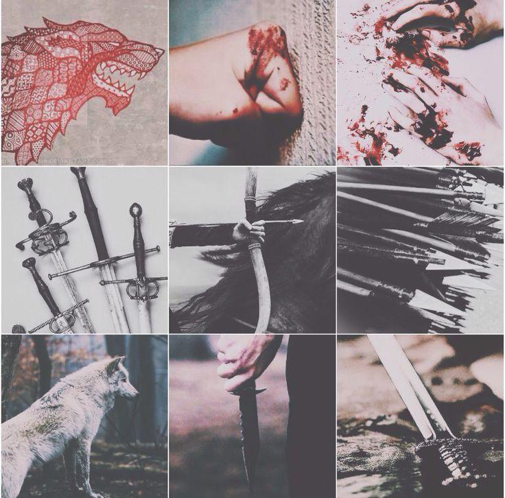 Arya Stark aesthetics