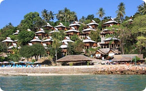 Phi Phi The Beach Resort      Hotel Area : Long Beach     Location : On Beach  Traveler Review :    (0 from 5)    Start Rate : 3,220 THB