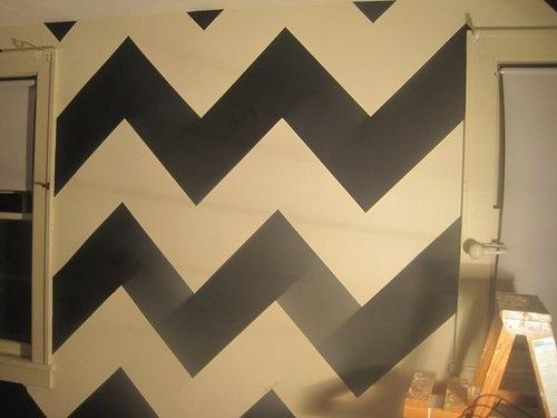 96 best Chevron Stripes! images on Pinterest | Chevron walls ...