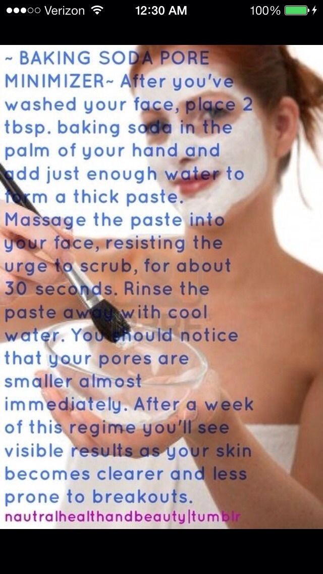 Shrink Your Pores With This Simple At Home Mask! It Works!! Please Like