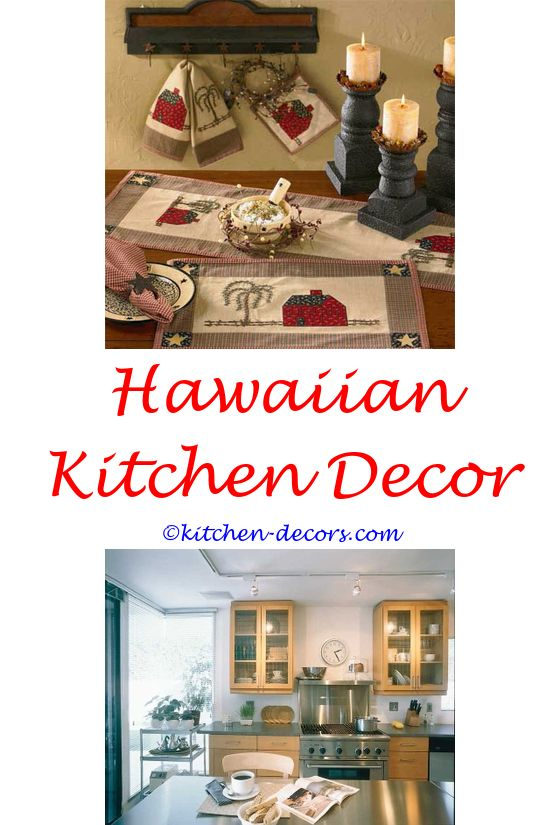kitchen beach themed kitchen decor - decor for kitchen using birds