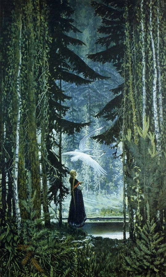 Константин Васильев (15фото) » Картины, художники, фотографы на Nevsepic