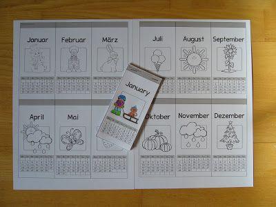 Ideenreise: Bastelkalender 2016
