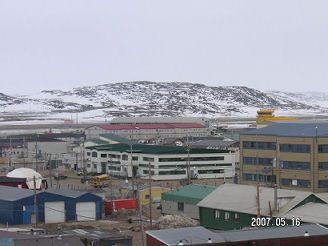 View of Nunavut,