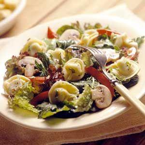 Tortellini-Vegetable Salad: Food Recipes, Tortellini Salad Recipes, Dishes Meals, Tortellinveget Salad, Food Yummy, Tortelliniveget Salad, Tortellini Vegetables Salad, Favorite Recipes, Favorite Food
