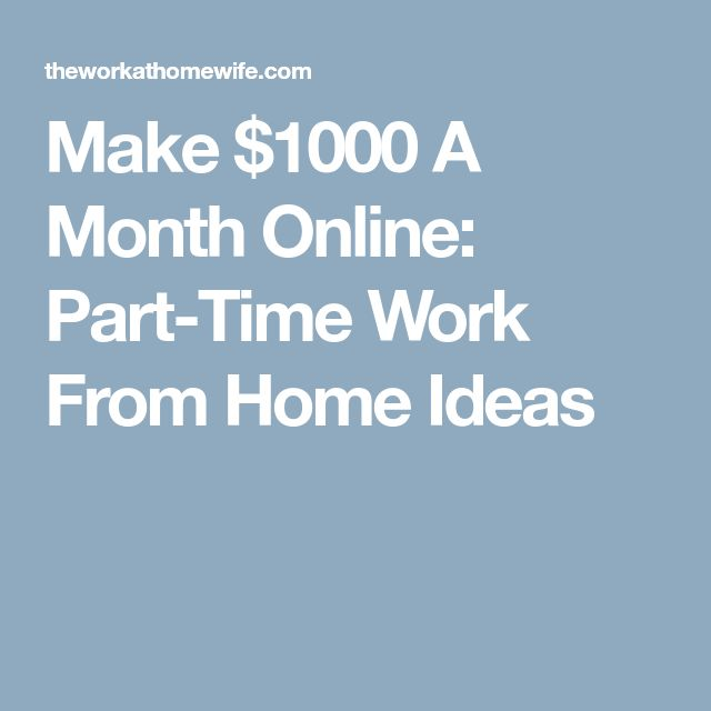 Best Part Time Business Ideas Ideas On Pinterest Home Based