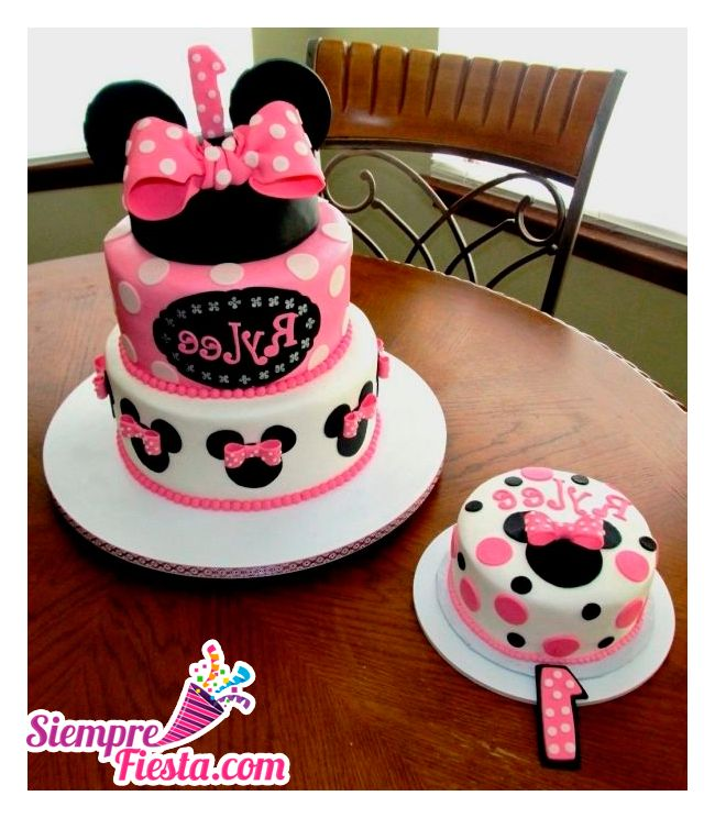 46 best fiesta de minnie mouse images on pinterest - Todo para fiestas de cumpleanos infantiles ...