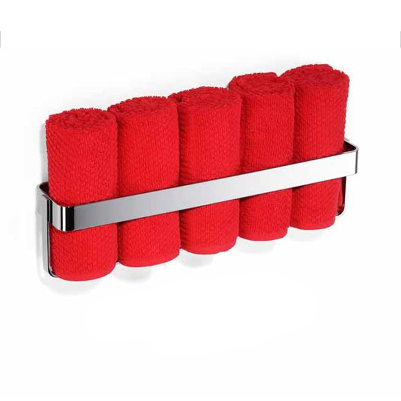 Hochwertiger Giese Handtuchhalter Auch Ohne Bohren Zu Befestigen. Bietet  Viel Platz Für Ihre Gästehandtücher.