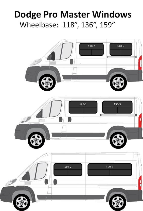 Ram ProMaster Van Conversion Windows We Look Forward To Enhancing Your RAM Cargo