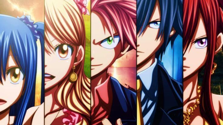 QUIZ: What would your fairy tail character would you be?
