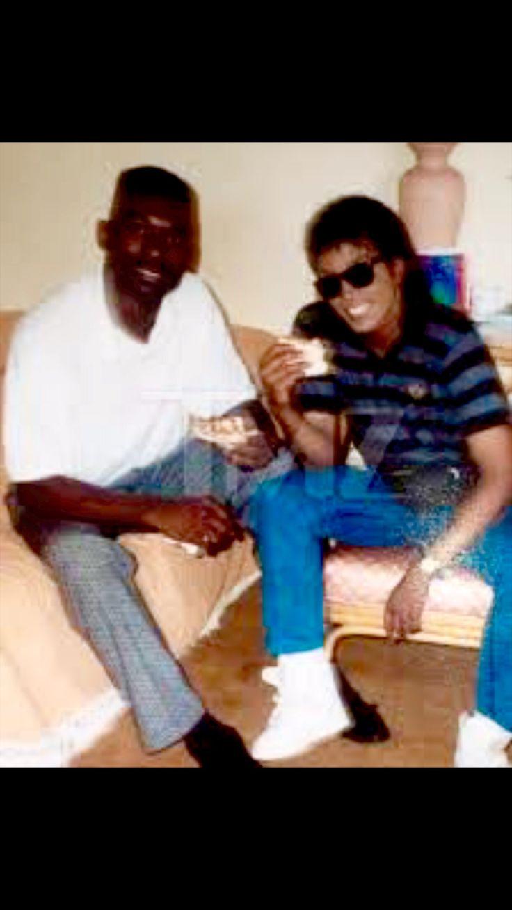 Michael jackson era Bad rare❤️