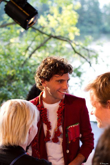 Mika's smile