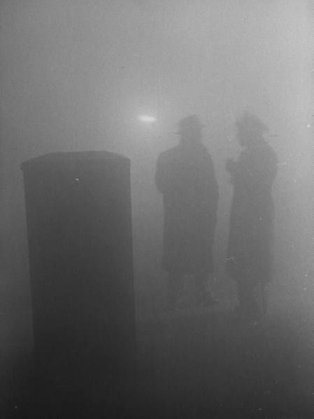 """Today I found out about a shocking weather incident that happened in London not very long ago. In December of 1952, the city of London experienced a 5-day bout of """"fog"""" that killed at least 4,000 people and made an estimated 100,000 sick."""