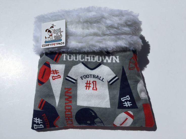 Football Snuggle Sack, Hedgie Bag, Cuddle Cup, Pocket Pet Bed, Cuddle Bag, Pocket Pet, Small Animal Sleeping Bag, Bonding Carrier Bag by ComfyPetPads on Etsy