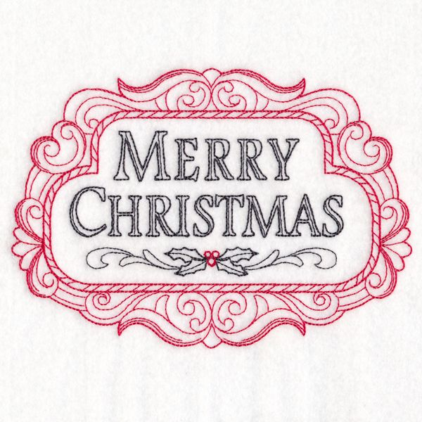 Beautiful Christmas Merry Christmas Design M16530 From Www