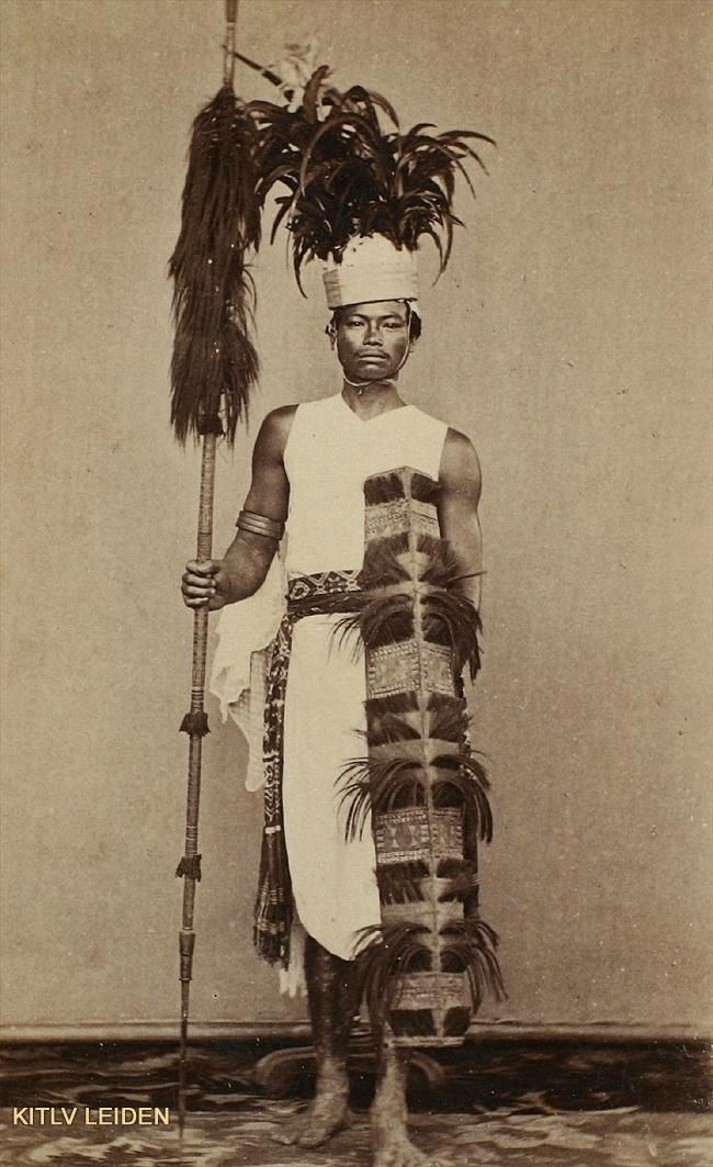 The first champion of Manado, 1870
