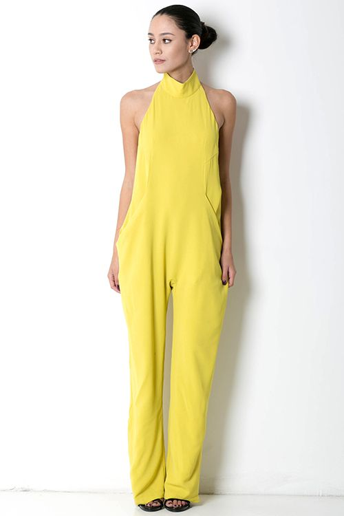 103 best ideas about Jumpsuits on Pinterest | Fall 2015, Halter ...
