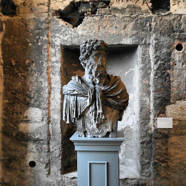 statue - alter kopf #grabdenkmal #dresden