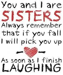 funny sister quotes tumblr - Google Search