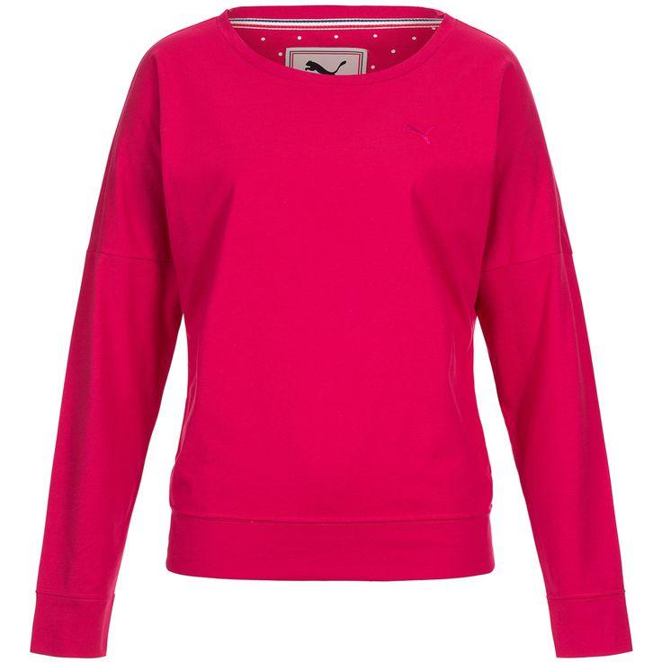 Stilvolles  PUMA Style Lightweight Shirt Coverup Damen Langarmshirt   Mit dem eleganten und sportlichen Langarm-Top von PUMA machen  Sie garantiert eine gute Figur! Es bietet einen hohen Tragekomfort und   ist für körperliches Training...