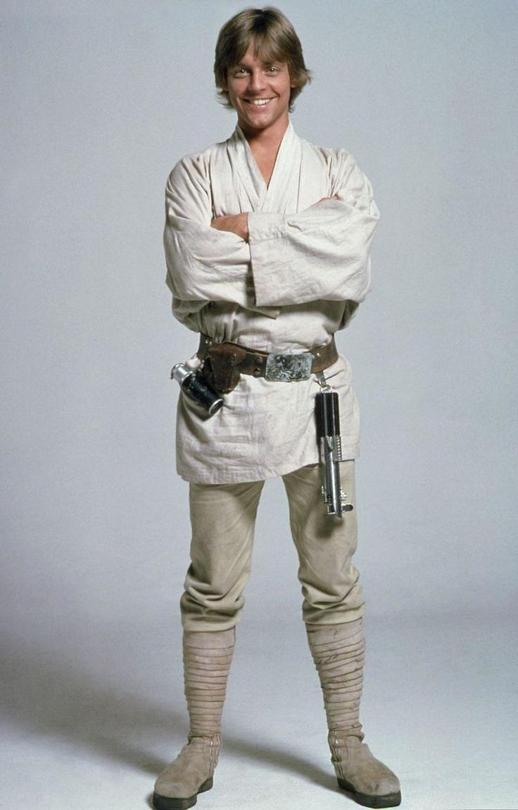 Resultado de imagen de disfraz luke skywalker