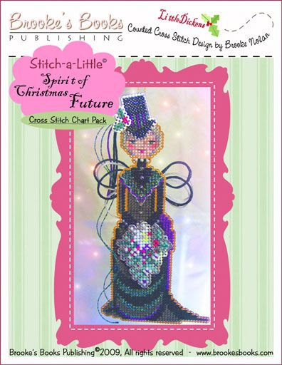 Brooke`s Books Publishing Spirit of Christmas Future/ цена 651 рубль