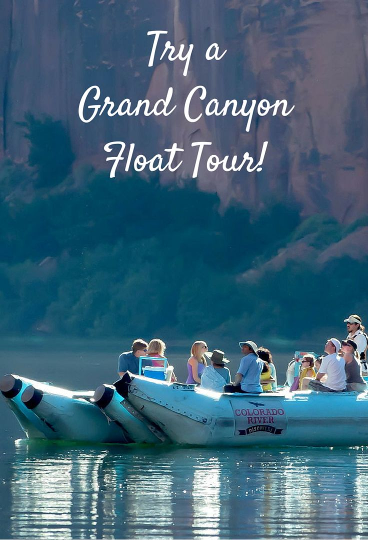 Try a 1-day Grand Canyon rafting tour. Here's how: http://www.grandcanyondaytrips.com/3/float/