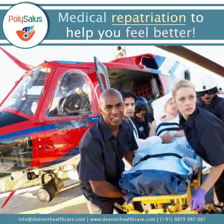 #MedicalRepatriation & #CompanionCare will make you feel happy in your tough times! #Polysalus