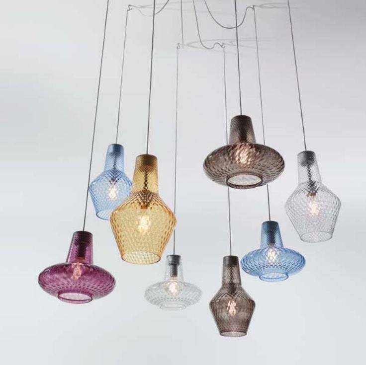 Pendant Lights : Romeo & Giulietta