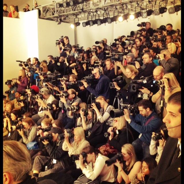 Photographers at Charlotte Ronson