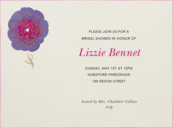 Paperless Invitations Wedding: 220 Best Bridal Shower Invitations Images On Pinterest