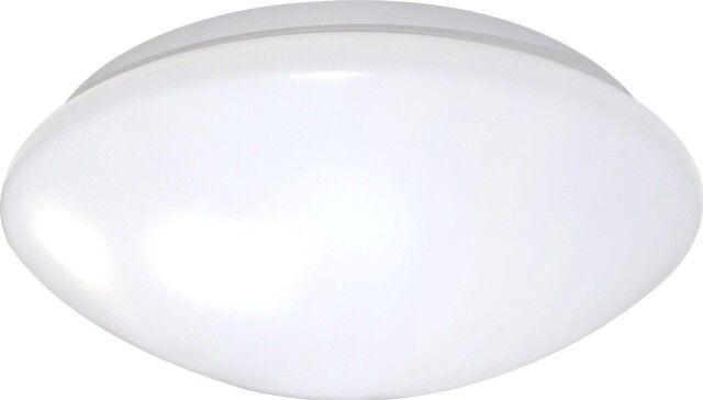 Casa mai luminoasa, design atragator si iluminat eficient sunt trei aspecte pe care le aduce PLAFONIERA LED 28W ROTUNDA ALBA ARIES in locuinta ta. Poti alege temperatura de lumina pe care ti-o doresti: alb cald sau alb rece.
