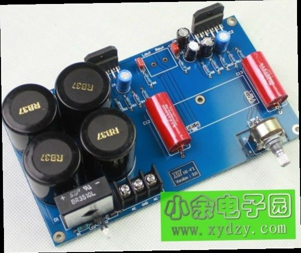 42.26$  Watch here - http://ali05s.worldwells.pw/go.php?t=1642008090 - LM3886TF HIFI Amplifier board Kit For DIY 150W or 200W 6800U/50V NOVER 42.26$