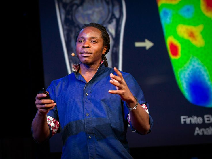 David Sengeh: The sore problem of prosthetic limbs | Talk Video | TED.com
