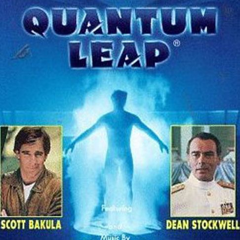 """Quantum Leap - """"I've been on this kick of re-watching old shows I use to watch as a kid. I wanted to see if they really stood up viewing them as an adult. Quantum Leap actually is one of the very few."""""""