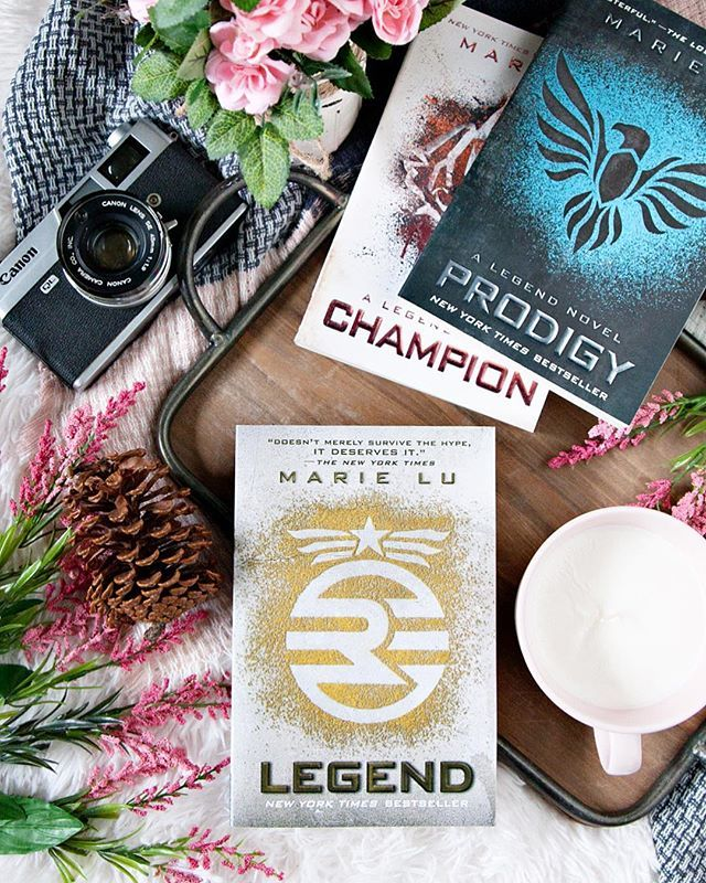 Happy Saturday Bookworms!!  - Qotd: Whats a popular book series that everyone read but you still havent?? - Oh boy it would take me all day to list of all the series that everyone has read and I havent. The Legend series by Marie Lu is definitely on my list and I have got to read it soon along with about a hundred other series.  Whats a book series that you still have not read?? - - Its Saturday!! And the sun is shining!!  I hope its going to be a lovely lazy day.  Hows your weekend treating…