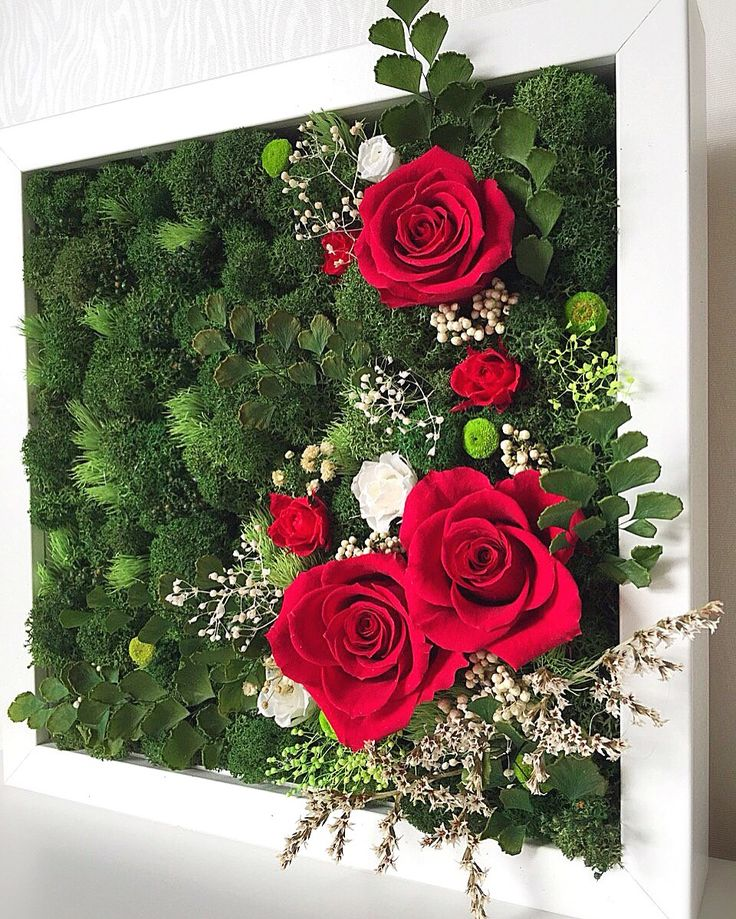 Как сделать живую открытку с цветами