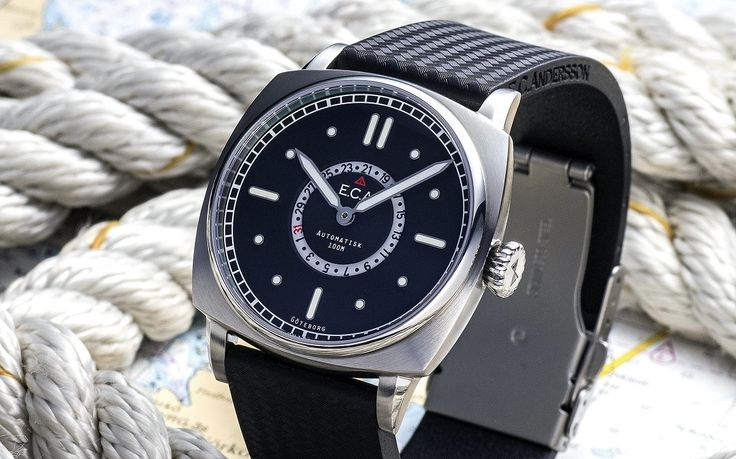 E.C. Andersson North Sea II Watch - Affordable Luxury Watches For Men And Women.