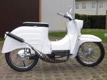 SimsonCustoms - Simson Tuning und Spezialanfertigungen - Unsere Mopeds