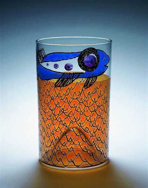 "Franitek Tejml, ""The Mobidik - storms in a glass goblet"", 1959, Prague, Czechoslovakia"