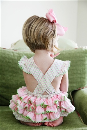 Payton will have this outfit this summer!  poshpickle.com