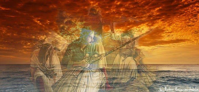 VK Blog ®: Το άδοξο τέλος των Ελλήνων Ηρώων του 1821 - Πως χάθηκαν (vid)