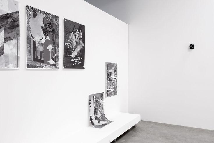 Exercises of Listening – Exhibition at Fait Gallery, Ewa and Jacek Doroszenko, 2016
