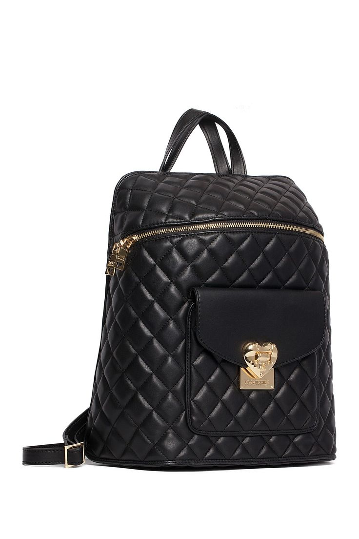 Quilted Backpack by LOVE Moschino on @HauteLook
