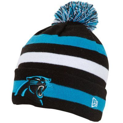 Carolina Panthers Knit Hat  2563fb11406