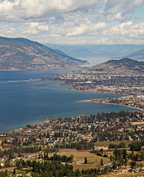Kelowna, BC ♥ Loved and pinned by www.ductworks.ca