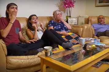 """The Michael Family Have Been Dropped From """"Gogglebox"""" Because Andrew Is Standing For UKIP"""